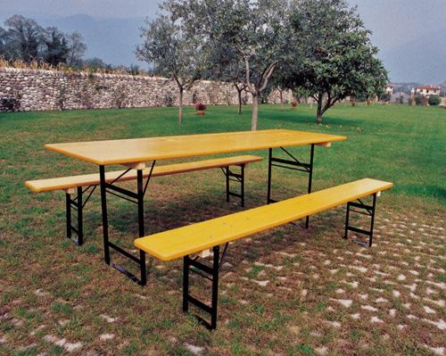 Set birreria catalogo prodotti - Tavoli da birreria 220x80 ...